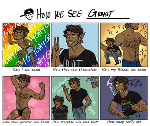 HOW WE SEE:  Grant edition by shardain