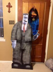 Lifesize Frankeinstein  from Hotel Transilvania by Rene-L