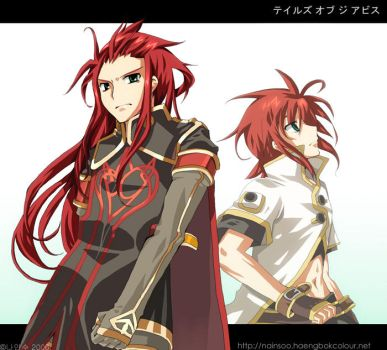 .:ASCH:. - luke by na-insoo