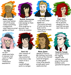 tag yourself meme by snakes-on-a-plane