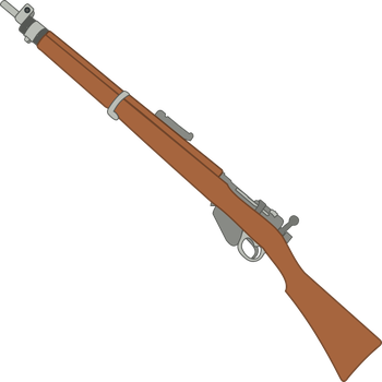 Lee-Enfield Mk1 by doctormo