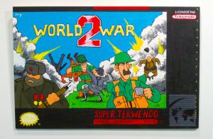 World War 2 : The Game by AngusBurgers
