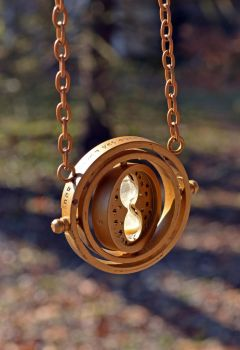 The Time Turner by jeanbeanxoxo