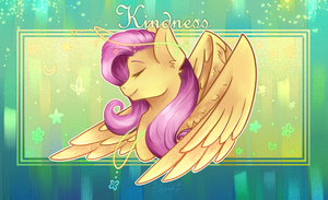 Element of Kindness by SaphireCat11