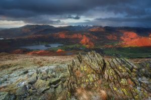 Grasmere from Heron Pike by Alex37