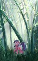 Everyfree forest by Qweeli