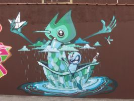 navegar by feik-graffiti