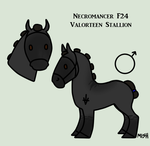 Necromancer F24 by Spudalyn