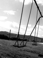 : swings : by photography-meg