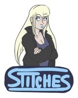 Stitches by LuckyNothin