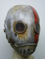 Custom Kroenen Mask by Coffin-kiss