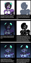 How I do some lighting effects the basics by rongs1234