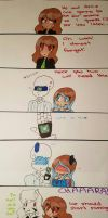 Wtf Chara?!  by MicheMarshmallow