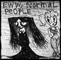 Normal People by Mortchen