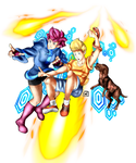 MOTHER 3 - Starstorm by Taglug235