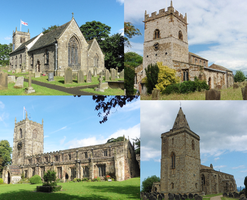 Local churches by ahappierlife