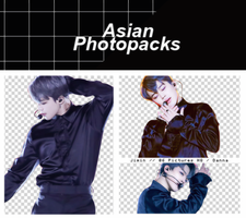 Pack Png 098 // Jimin (BTS). by xAsianPhotopacks