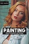 Free Painting Photoshop Actions by symufa