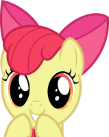 Vector #583 - Apple Bloom #13 by DashieSparkle