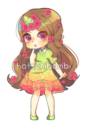 Summer $1 sb Adopt AUCTION [CLOSED] by hatsukibambi