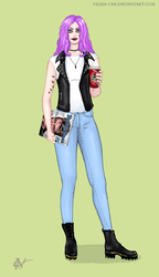 Outfit #1 by Velisa-Che