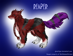 Reaper - Contest entry. by GhostLiger