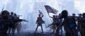 Homefront Revolution - Make A Stand by mansarali