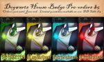 Fur-Eh House Badge Pre-Orders OPEN by Temrin