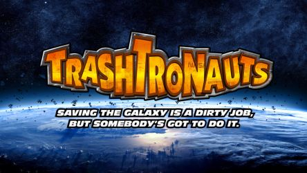 Trashtronauts Desktop 1 by toddworld