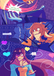 Undertale comic - Hellsiblings - 85 by marvyanaka