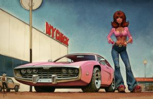 sweet 70s by Waldemar-Kazak