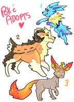 Poke adopts (  OPEN ) REDUCED PRICE by CucumberrPrince