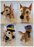 Paw Patrol Chase by StarMassacre