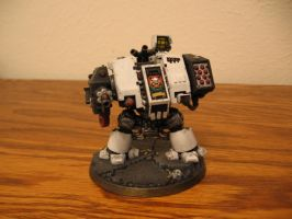 Dreadnought by Indefiknight