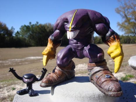 The Maxx Custom Figure alt pic by Kalapusa
