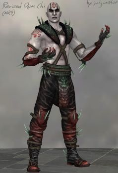 Revised Quan Chi MK9 [xps download] by judgmentfist
