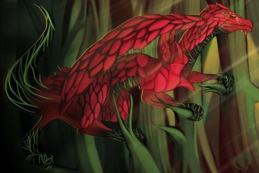 Every Rose has its Claws by Kenisu-of-Dragons