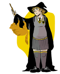 aNOTHER POTTER ID by Dreadelion