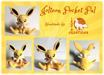 Jolteon Pocket Pal by Ishtar-Creations