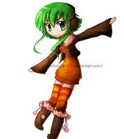 Autumn Gumi by AnarchicalMalkin