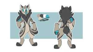Custom Design Commission by CoughingFish