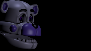 Funtime Freddy Wip 2 by Bantranic