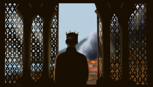 Practice Storytelling - Prince Tommen by red-embers
