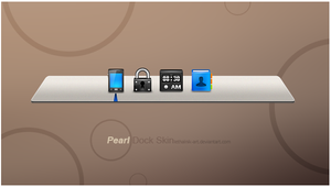Pearl Dock Skin v0.1 by lethalNIK-ART