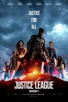 Justice League Poster by bakikayaa