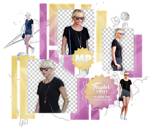 PACK PNG 1105| TAYLOR SWIFT. by MAGIC-PNGS