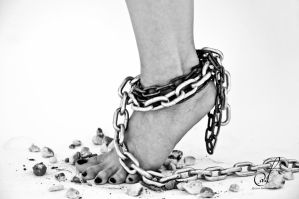 Chained with my Dreams by LenaDavid