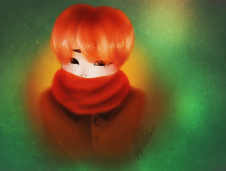 warm jimin by pollidenister
