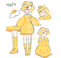 Eggy by Trash-Muffin