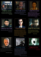 Half life Moral Alignments by DominoTheClumsy